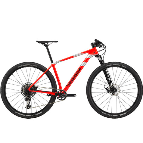 F-SI CARBON 3 ROUGE