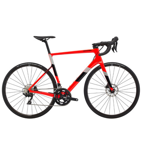 NEW SUPERSIX EVO DISC 105 ROUGE